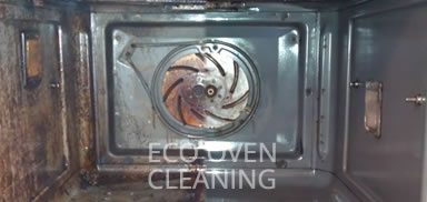 oven cleaning quote
